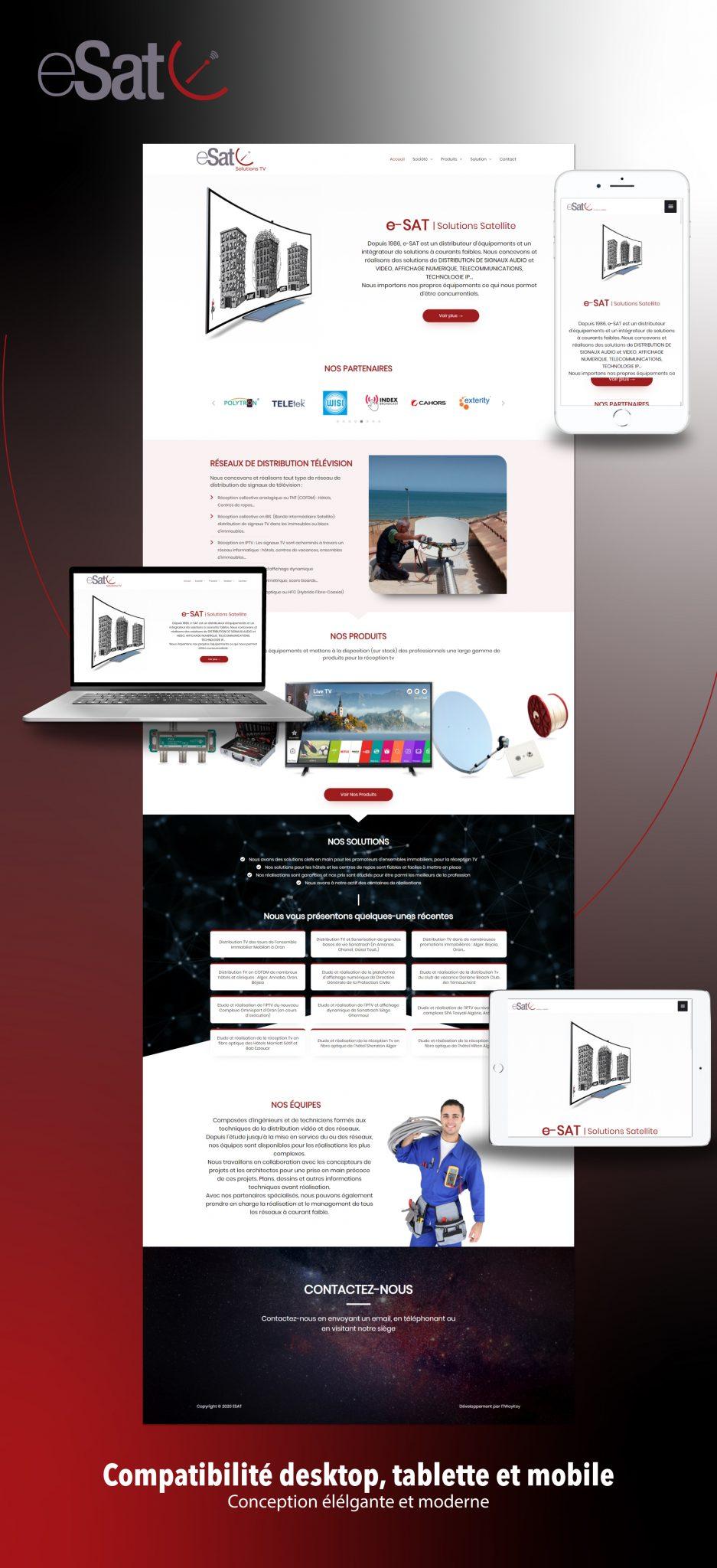 esat-site-web