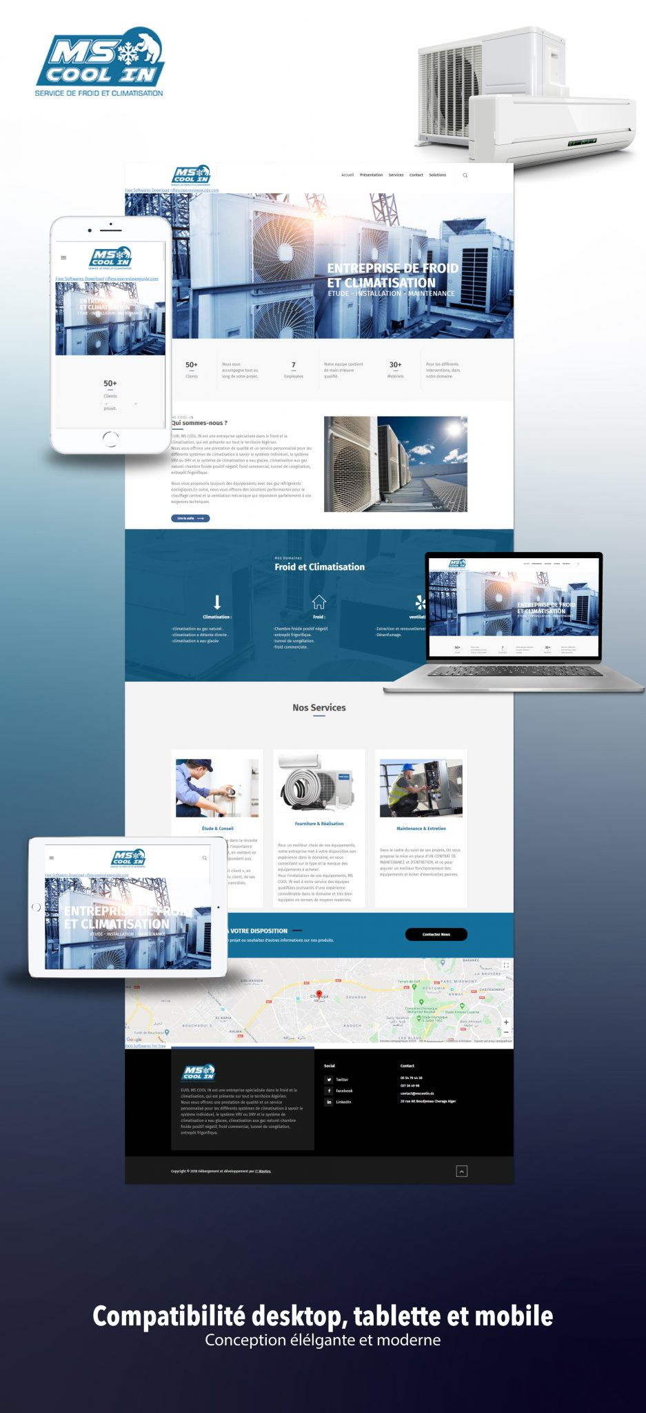 Création site web et SEO